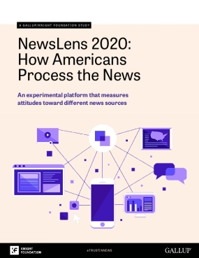 NewsLens 2020: How Americans Process the News